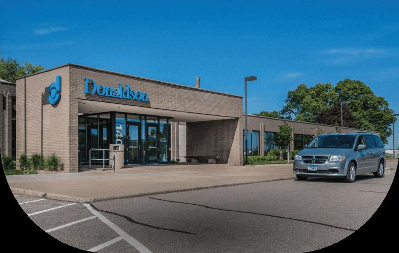 دونالدسون | Donaldson